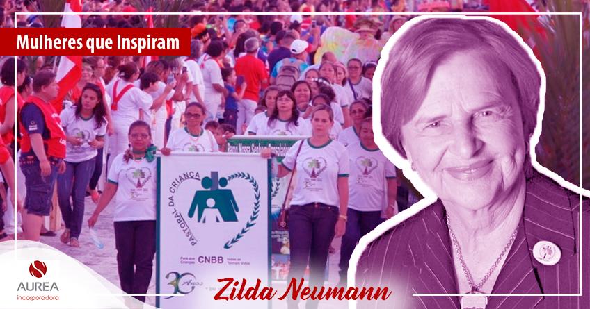 Zilda Neumann, a mulher que impactou mais de 2 milhões de vidas!