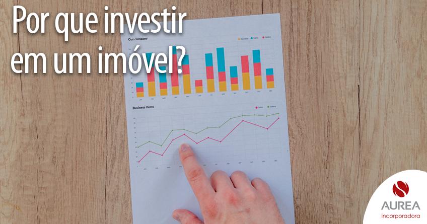 Conheça as vantagens de investir em um imóvel
