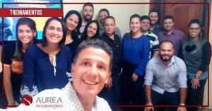 Aurea Holding Participações SA investe em treinamento para líderes e funcionários