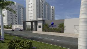 Vistorias são realizadas pelos futuros moradores do Residencial Club AquaVille