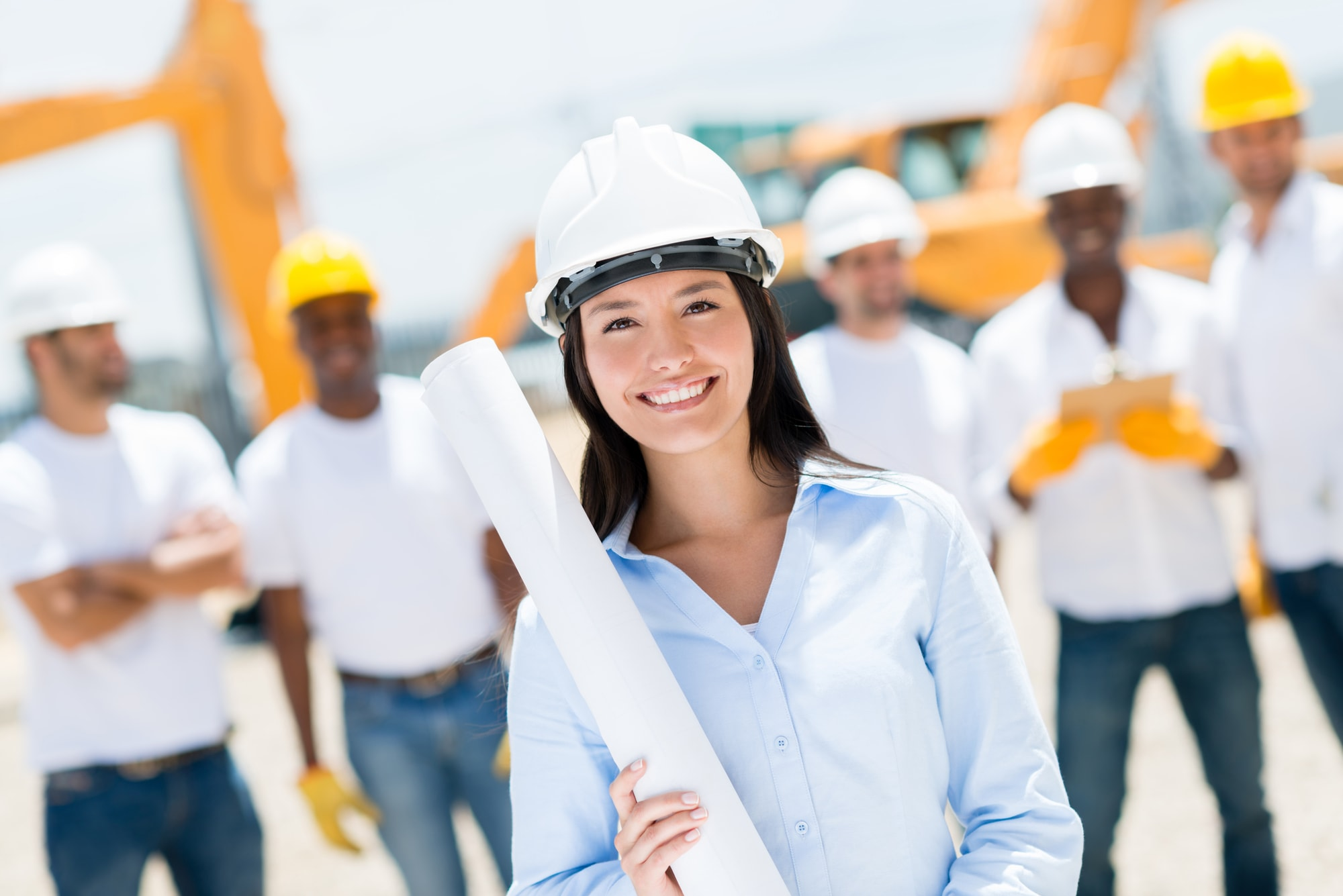Copa do Mundo Feminina – Mulheres no Mercado da Construção Civil Quebrando Paradigmas
