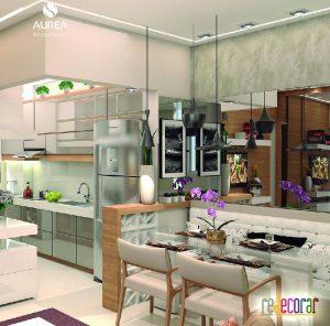 """5 dicas para """"ampliar"""" os espaços de apartamentos compactos"""