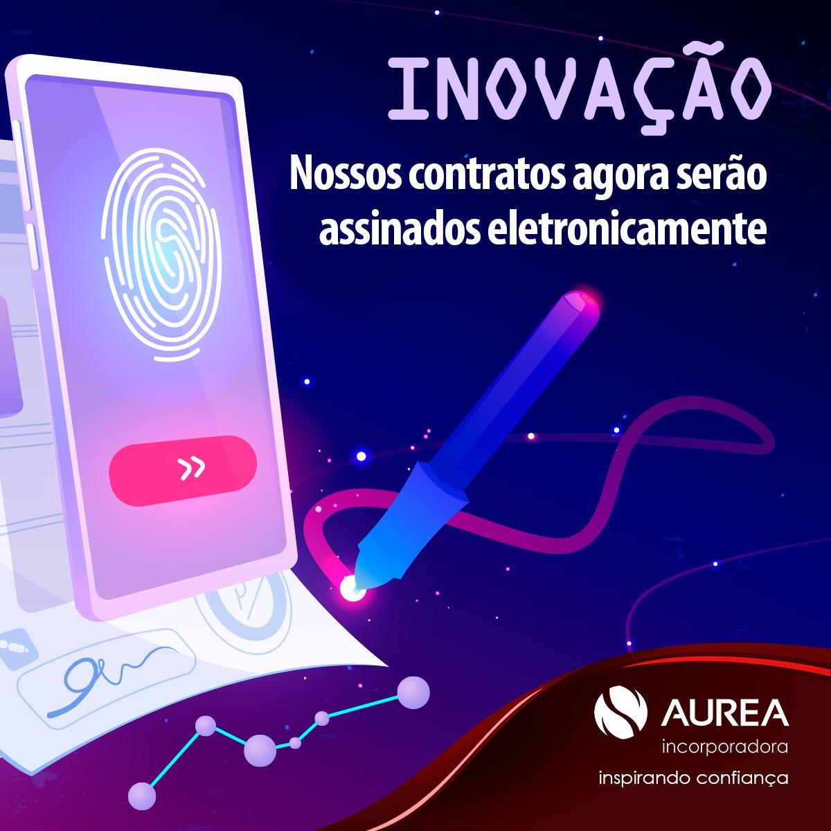 Assinatura Eletrônica, a nova tecnologia para empresas
