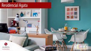 Como escolher as cores na decoração do apartamento?